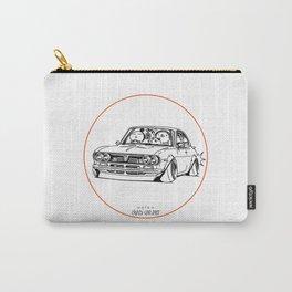 Crazy Car Art 0187 Carry-All Pouch