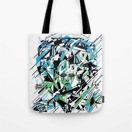 Street Diamond Tote Bag