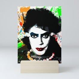 The Rocky Horror Picture Show   Pop Art Mini Art Print