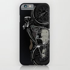 1937 Black iPhone 6s Slim Case