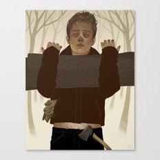Goss Canvas Print
