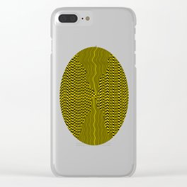 Shock Me like an Electric Eel Clear iPhone Case