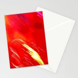 Valentine Heartquake Stationery Cards