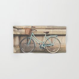 the bicycle ... Hand & Bath Towel