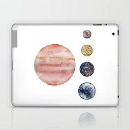 Jupiter & Moons Laptop & iPad Skin