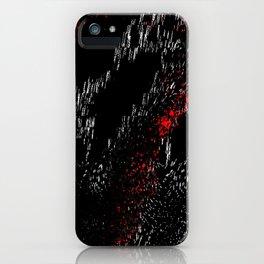 Lavalanche iPhone Case