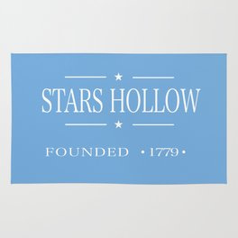 Stars Hollow, Gilmore Girls Rug