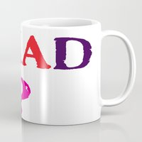 mad Mugs featuring mad? by snorkdesign