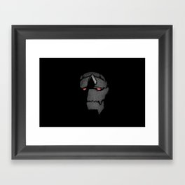 Big Metal Framed Art Print