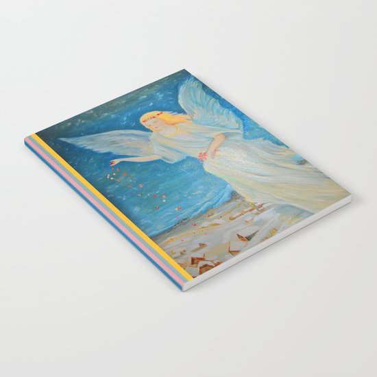 Bless me | Guardian Angels are Here | Angel of Abundance | Love Notebook