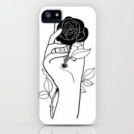 Hurt inside iPhone Case