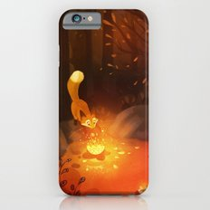 Fox and the Flower iPhone 6s Slim Case