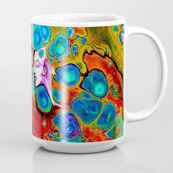 Atomic Witch Coffee Mug