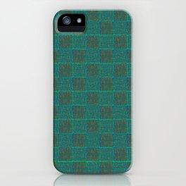 Under the Influence (Marimekko) Two iPhone Case