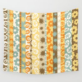Tropical Mod: Autumn Wall Tapestry