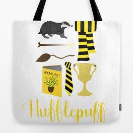 The House of Hufflepuff Tote Bag