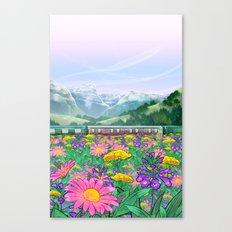 day1 Canvas Print