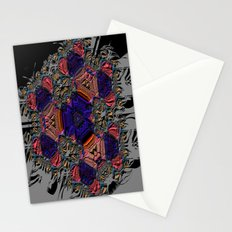 Snowflake Town Stationery Cards