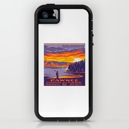 Pawnee National Park iPhone Case