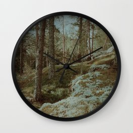 And maybe that's how it should be Wall Clock