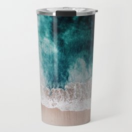 Ocean (Drone Photography) Travel Mug