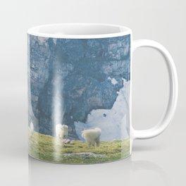 Beartooth Mountain Goats Coffee Mug