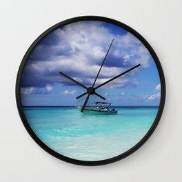 Isla Saona - República Dominicana Wall Clock