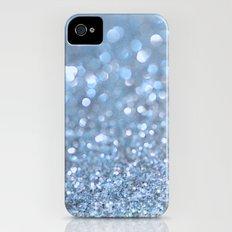 Baby Baby Blue iPhone (4, 4s) Slim Case