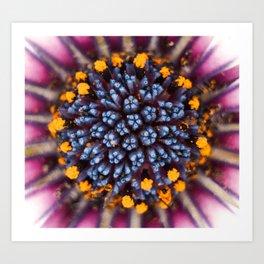 Flower fantasy #1 Art Print