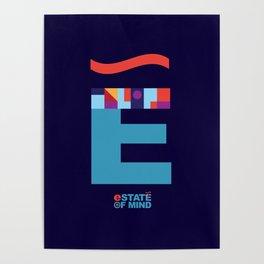 eState Of Mind Poster