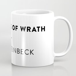 The Grapes of Wrath  —  John Steinbeck Coffee Mug