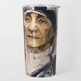 St. Teresa of Calcutta Travel Mug