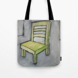 The Short Chair Tote Bag