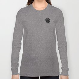 20 Sided Spindown die Long Sleeve T-shirt