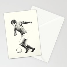 Football/Soccer - George Best Stationery Cards