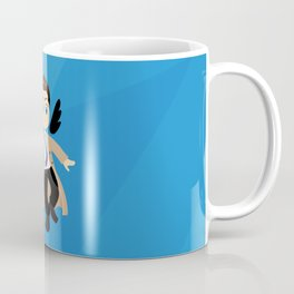 Angel Castiel Supernatural Coffee Mug