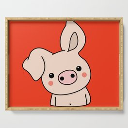 Happy Chinese New Year - Pig Serving Tray