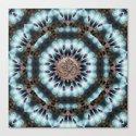 Om Shanti Fractal Geometry [ earthy aqua remix ] by webgrrl