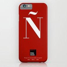 Ñ (Piece 03/08) iPhone 6s Slim Case