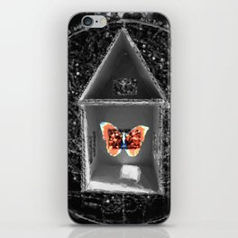 Sometimes home is the light that leads you through the darkness iPhone Skin