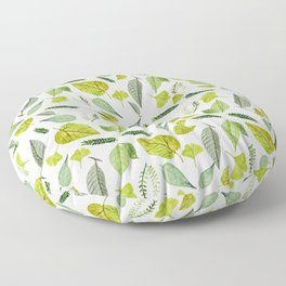 Leafs I Love Floor Pillow