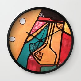 Hiluxe Wall Clock