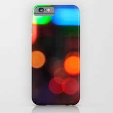 Night Light Colors Slim Case iPhone 6s