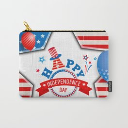HAPPY USA  Carry-All Pouch
