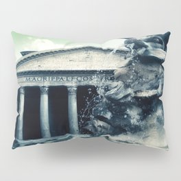 All Roads Lead to Rome Pillow Sham