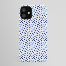 Seeing Blue Spots iPhone Case