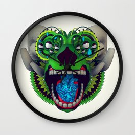 Artificial Mythology Wall Clock