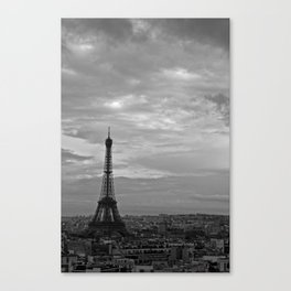 The Triomphe of Eiffel Canvas Print