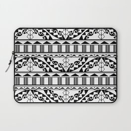 Polynesian Tribal Laptop Sleeve