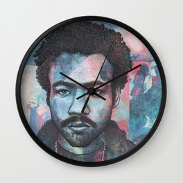Childish Gambino - Me And Your Mama Wall Clock